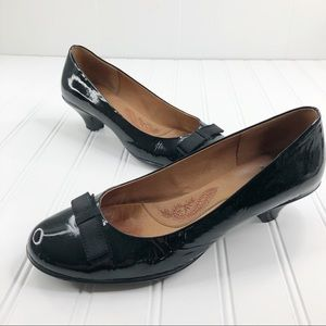 Sofft Patent Leather Heels size 8